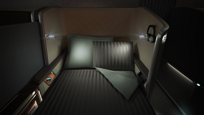 First Class Bed